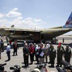 Venezuela enviaría ayer un cargamento de ayuda a Palestina.