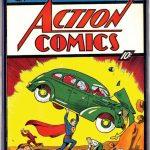 Subastan el primer cómic de Superman en 3.2 millones de dólares