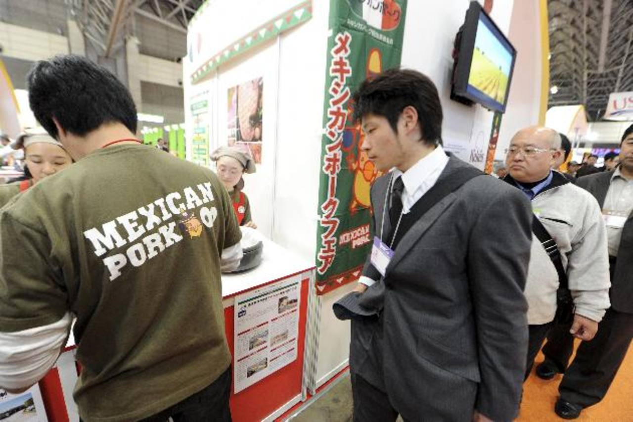 Foodex permite que empresas entren al mercado japonés, incrementando así sus exportaciones. foto edh / archivo