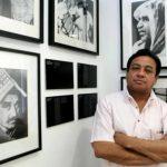 Dasso Saldívar profundizó la vida del colombiano. foto edh/EFE