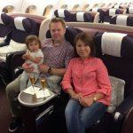 Asientos vacíos en aviones de Malaysia Airlines, tras dos tragedias