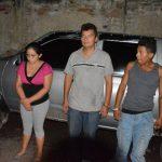 Estarán en prisión provisional los sospechosos de matar a magistrado y esposa