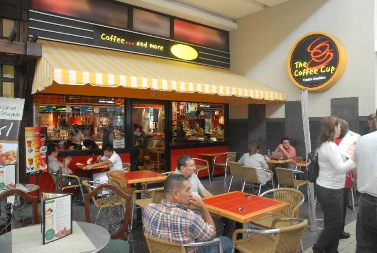 Los café gourmet están ganando terreno en El Salvador y son fuente de empleo. EDH /archivo