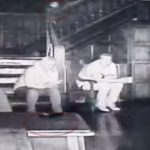 Captan supuestos fantasmas de niños en antiguo castillo