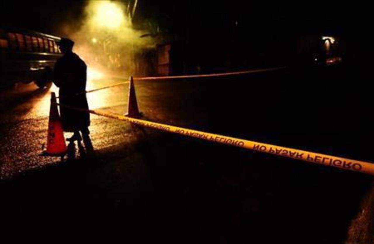 Víctima se defiende de asalto y mata a delincuente