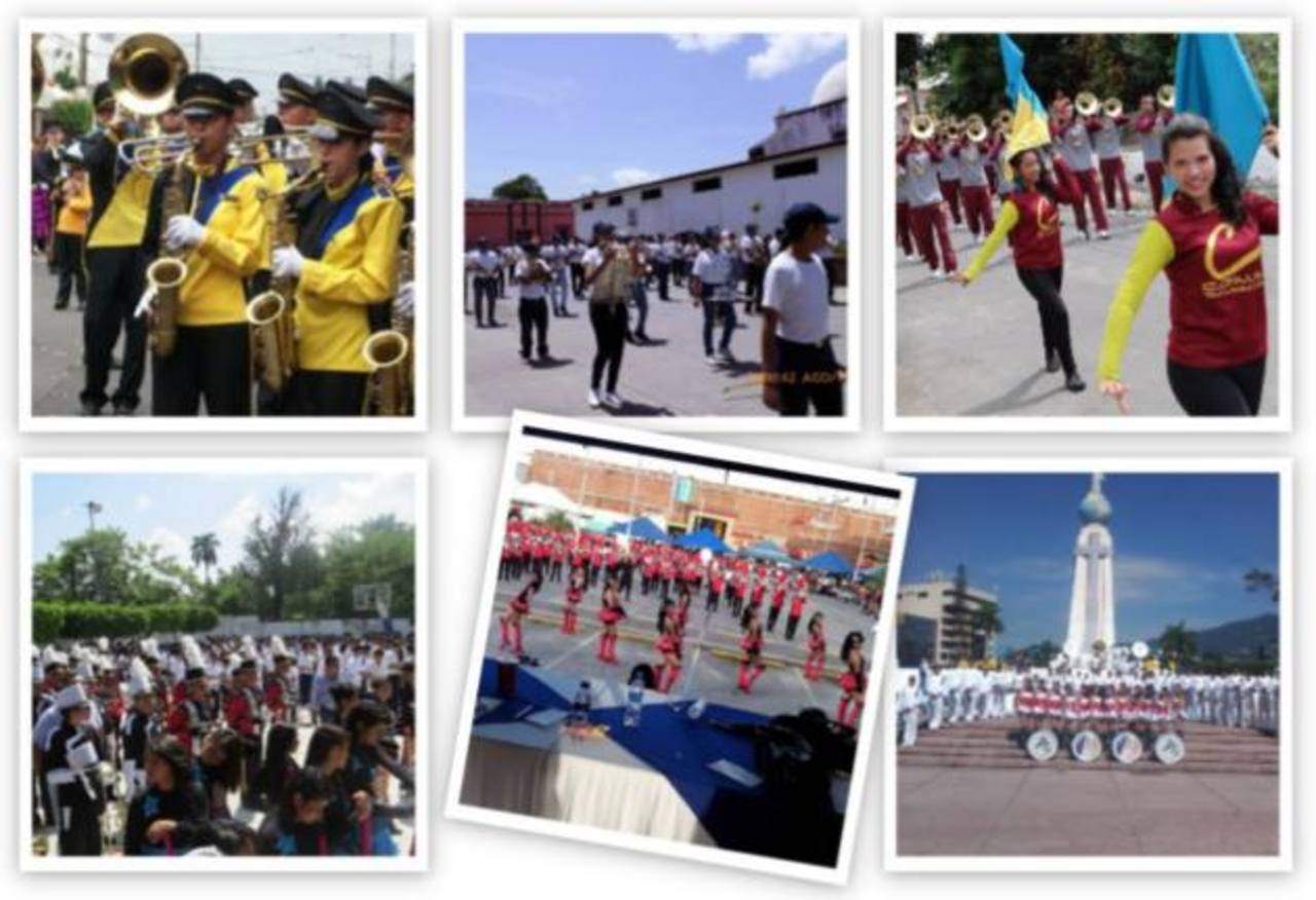 20 bandas de paz salvadoreñas populares en Facebook