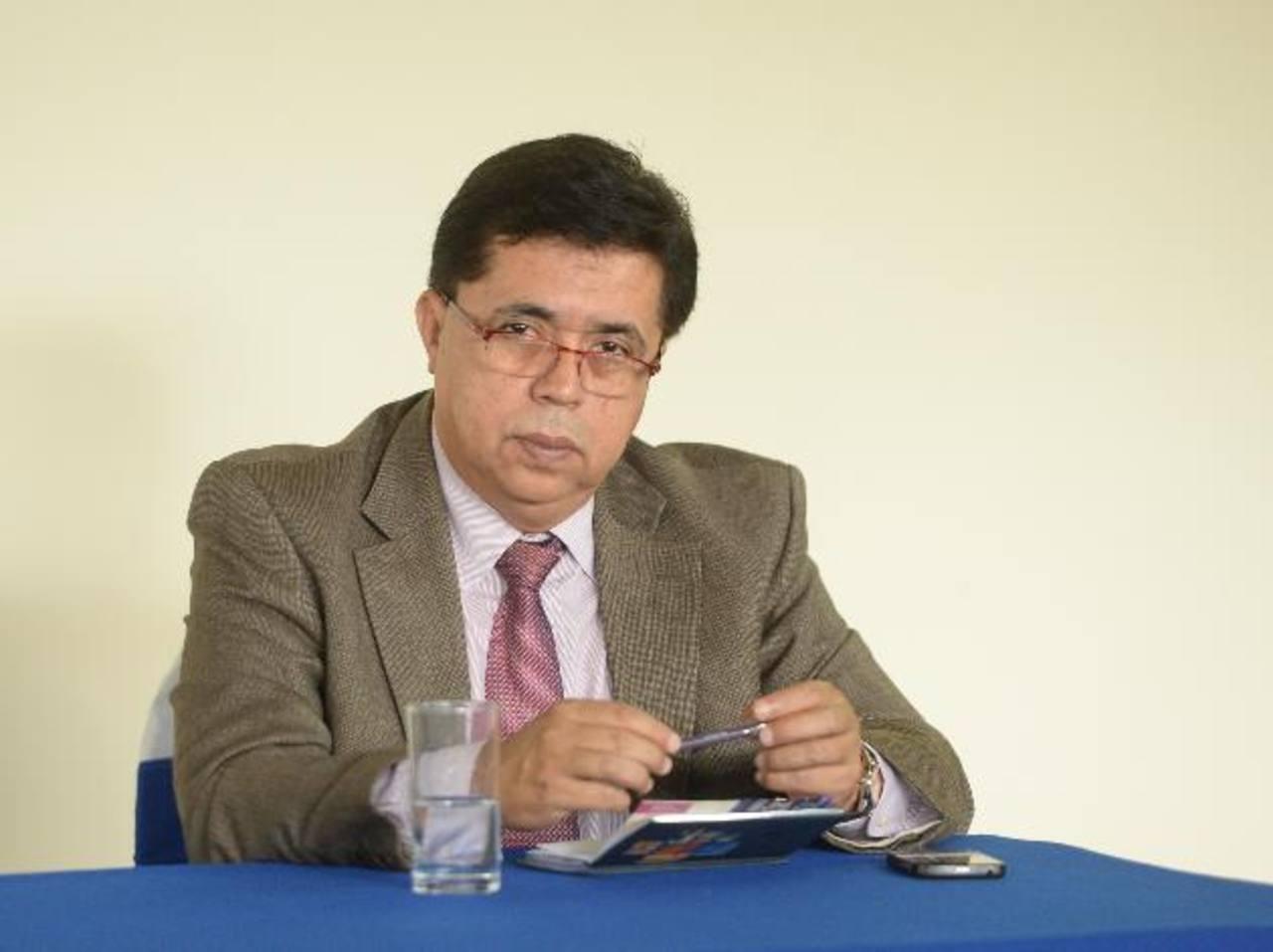 Secretario Técnico de la Presidencia, Roberto Lorenzana.