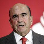 Emilio Botín, fundador del Santander.