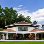 Campus Francisco de Sola, del Incae, en Montefresco, Nicaragua. Esta fue la sede original del instituto. Fue inaugurada en 1969.