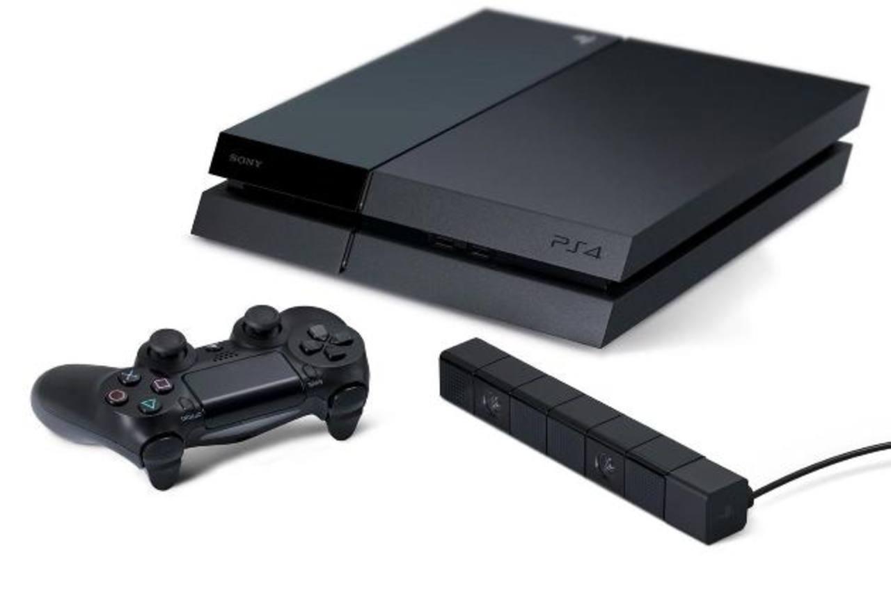 Sony bate récord al vender 10 millones de PlayStation 4, en nueve meses