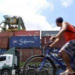 Brasil registra superávit comercial en agosto