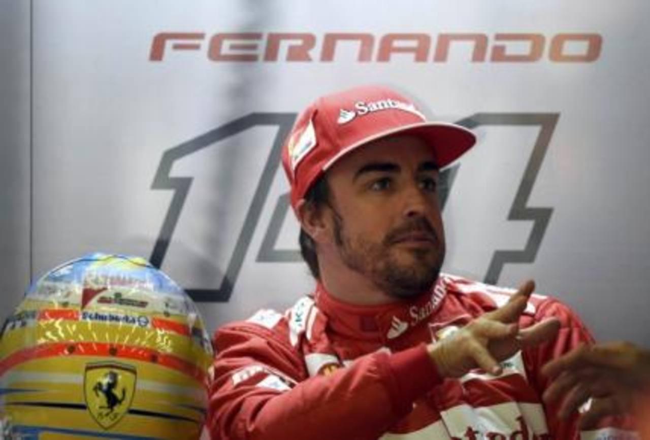Fernando Alonso, corredor de Fórmula 1