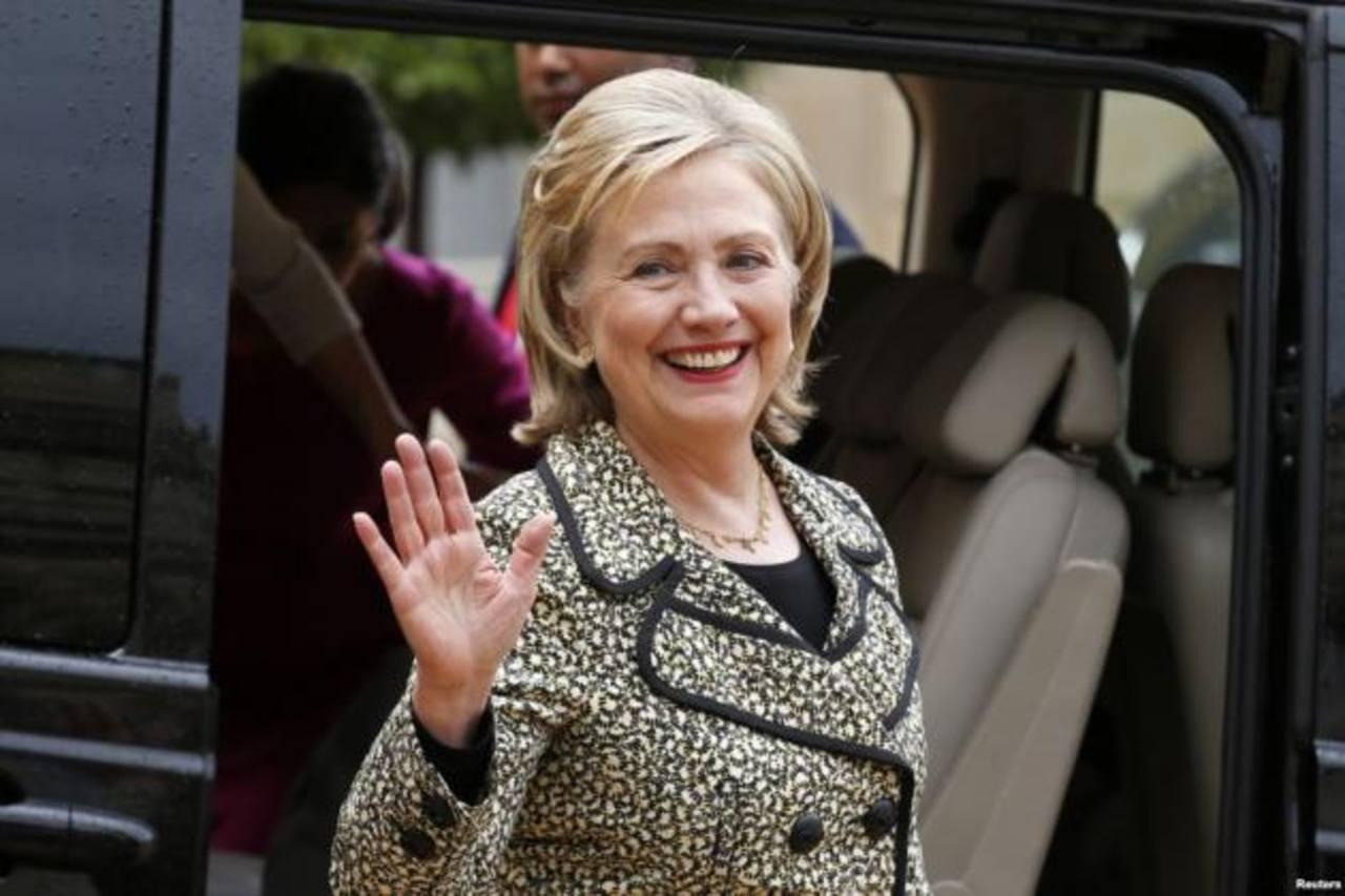 La ex secretaria de Estado, Hillary Clinton, aseguró que en los últimos años México ha surgido como un líder en el escenario mundial.