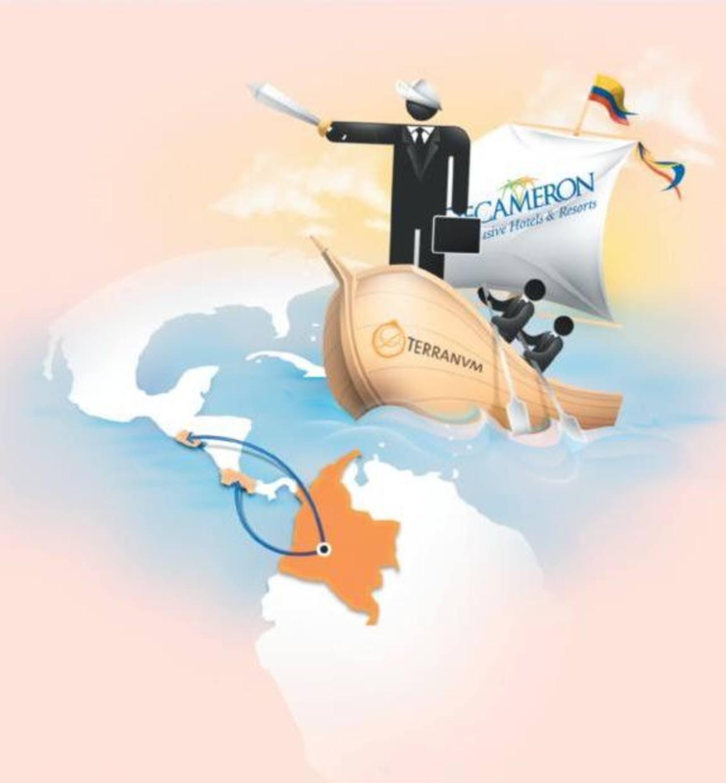 Terranum y Equity International (EI) adquirieron conjuntamente la cadena Decameron Hotels & Resorts en mayo, para pasar de desarrollador de hoteles a operador.
