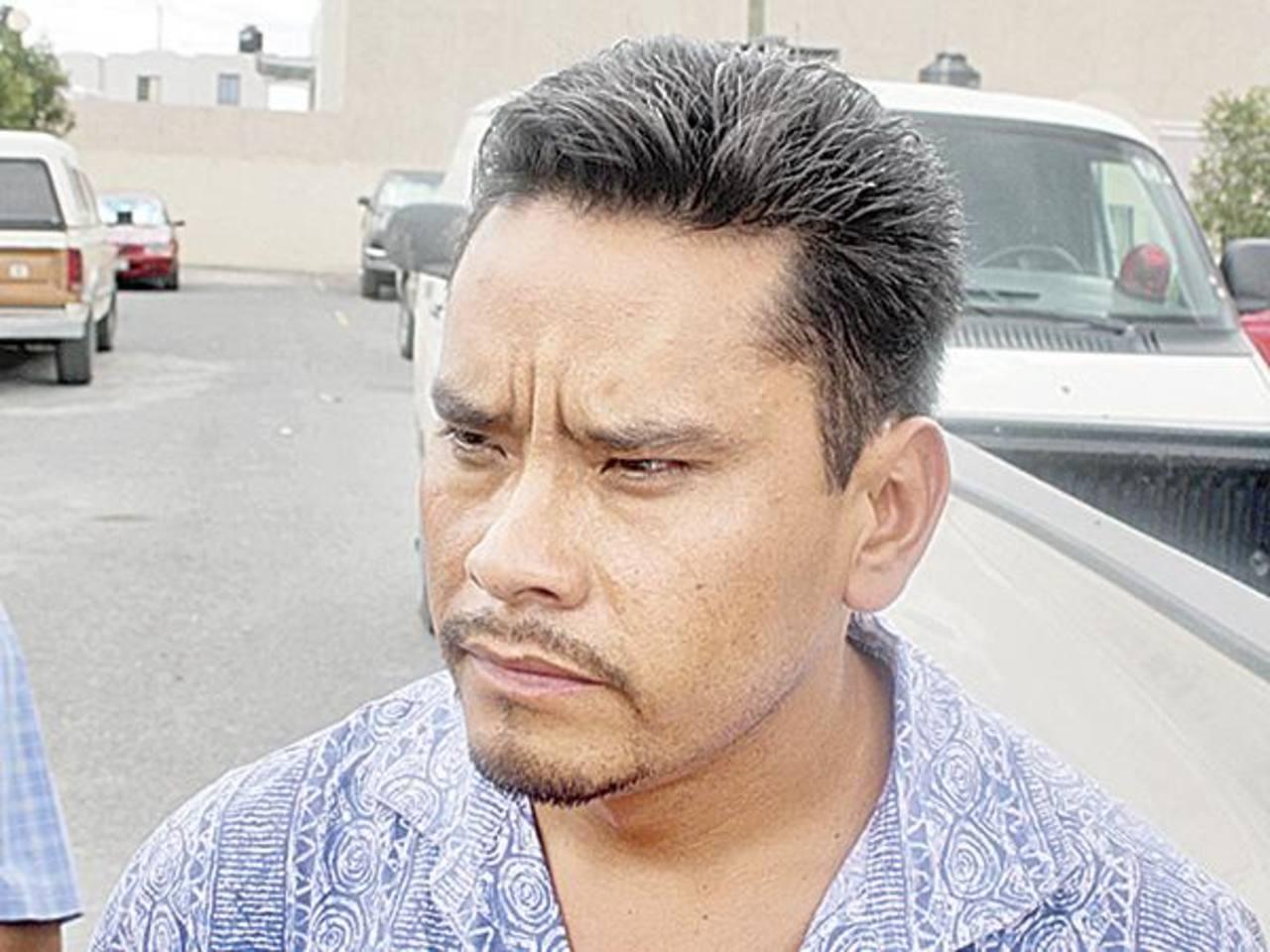 """Hipólito Vázquez, """"Papá Polo"""", director del centro de rehabilitación de Saltillo. foto edh / zocalo.com.mx."""