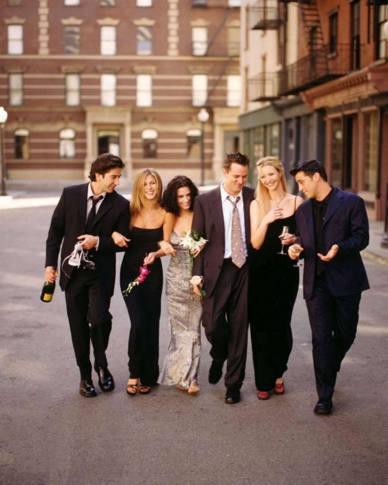 Friends, una amistad que nació hace 20 años
