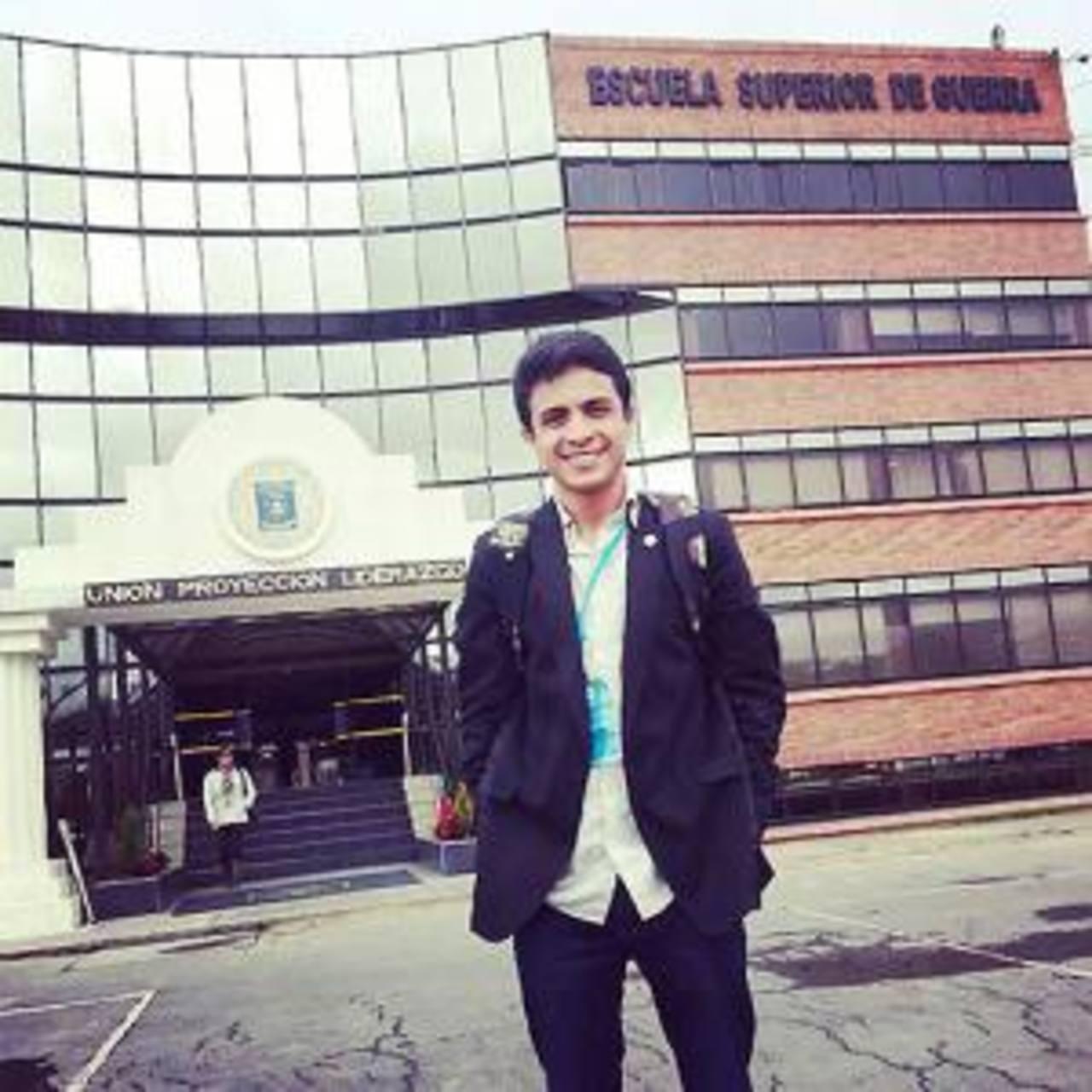 Un juez decidió que Lorent Gómez Saleh esté detenido en la sede del Servicio Bolivariano de Inteligencia. foto edh / archivo