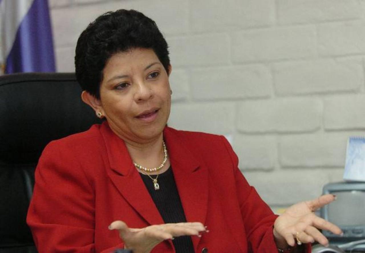 La jueza Nora Montoya tiene bajo su responsabilidad la depuración de uno de los dos casos de prostitución de menores.