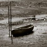 "En la imagen, la obra titula ""Espejo de esperanza"". Fotos EDH / Facebook Sandro Stivella"