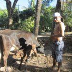 Denis Portillo, joven trabajador originario de Cinquera y asesinado en Tejutepeque, el 27 de agosto anterior. Foto Cortesía