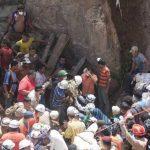 Socorristas de Cruz Verde Salvadoreña también colaboraron en el rescate de mineros en Honduras.