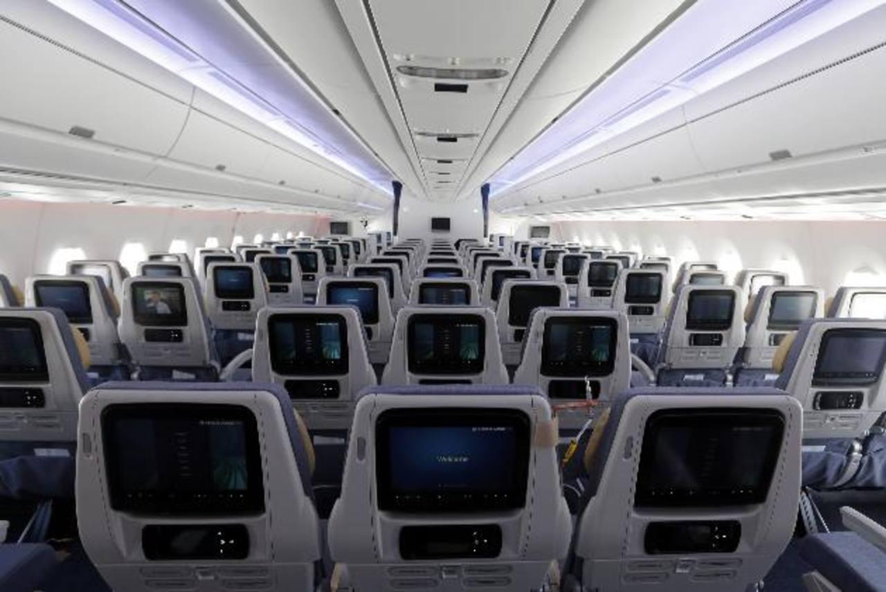 Se estima que China será en los próximos 10 años el principal mercado de la aviación, según previsiones de Airbus.