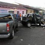 Diputado de ARENA lesionado en accidente de tránsito en La Unión