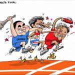 Humor en campañas visiones sarcásticas de caricaturistas