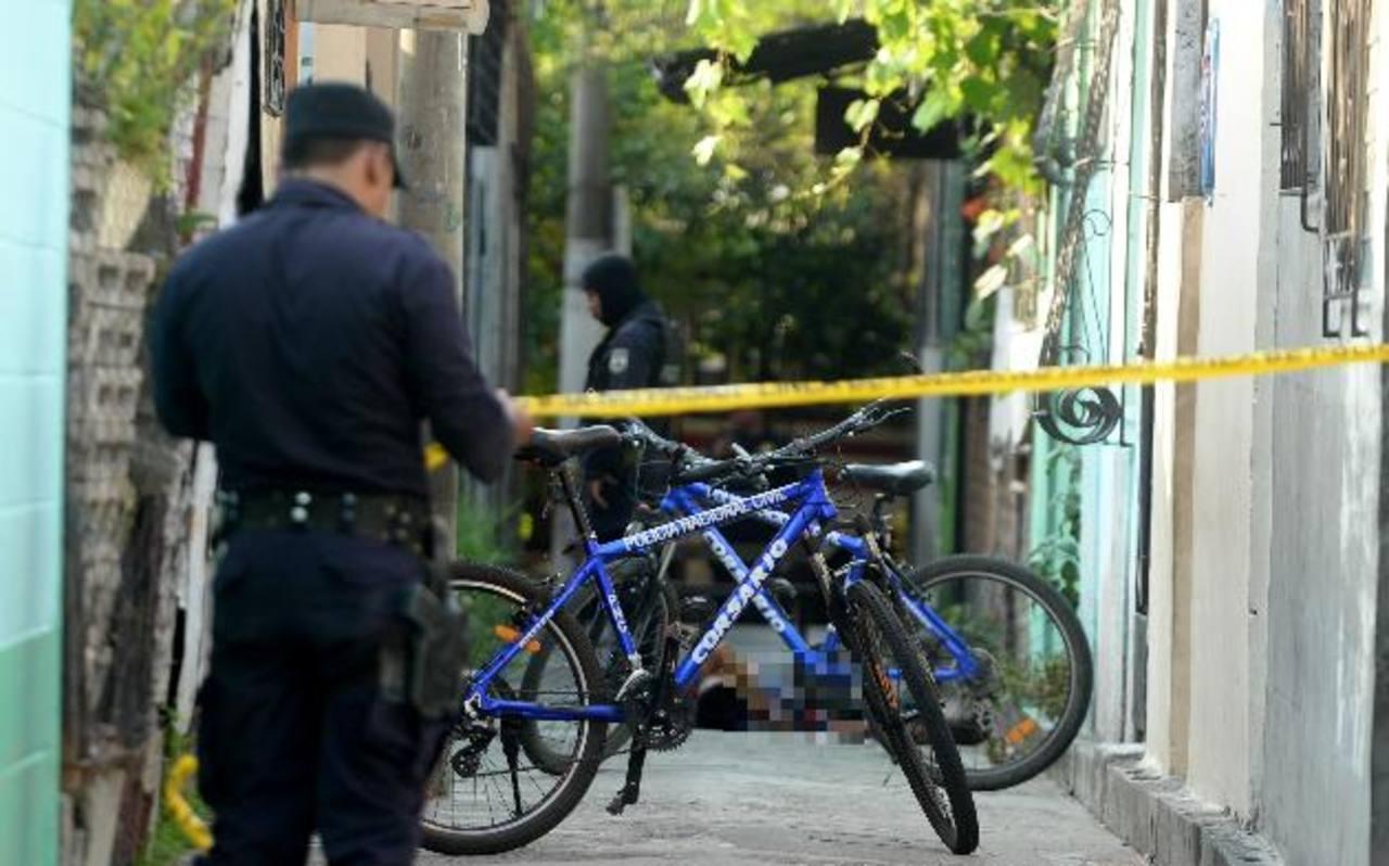 A ladrillazos matan un pandillero en San Martín