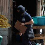Un vendedor de plátanos fue asesinado entre las calles Concepción y calle a Agua Caliente, en San Salvador. foto edh / JAIME ANAYA