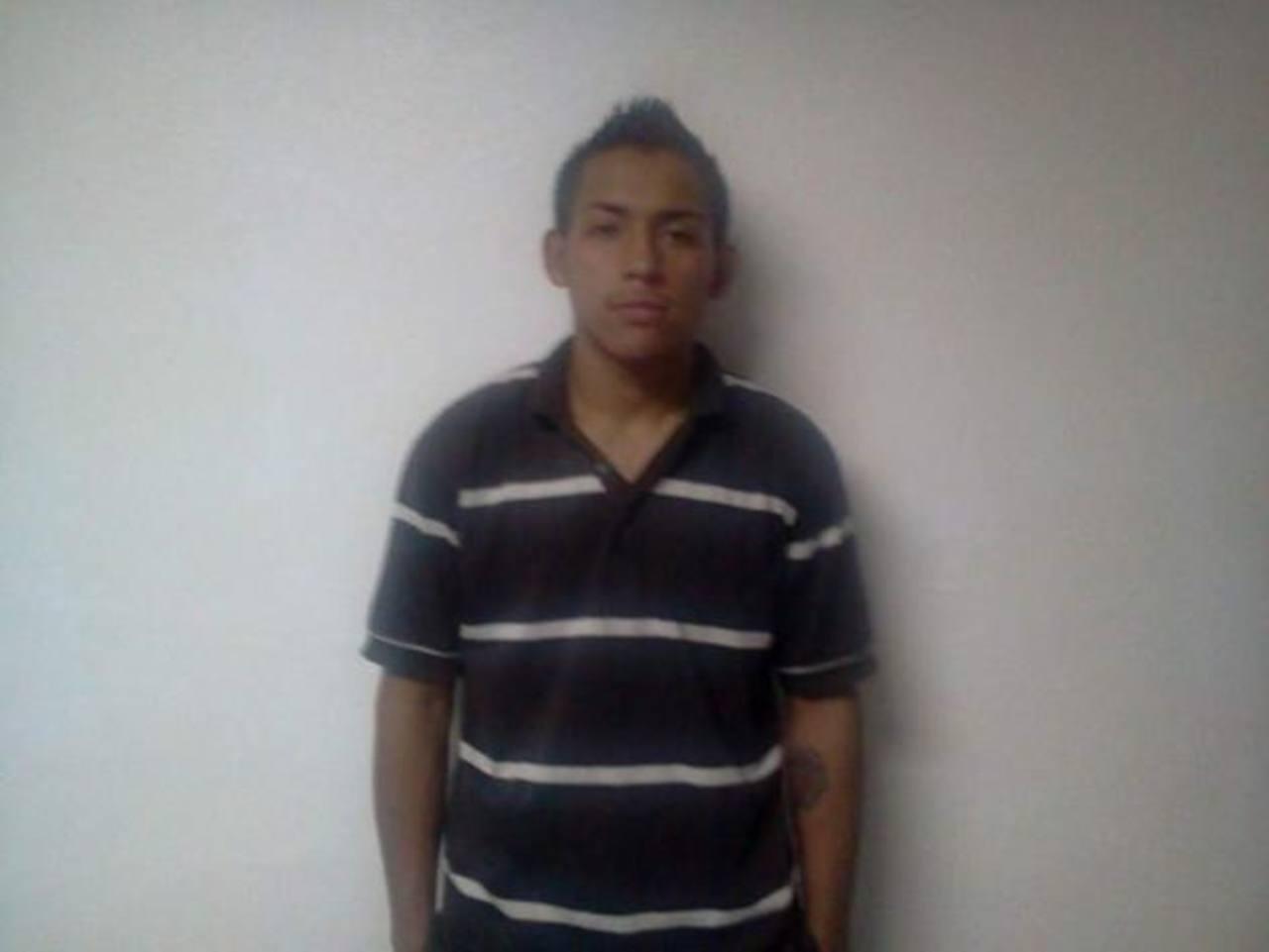 Jonathan Francisco Campos, uno de los supuestos cabecillas de la MS de El Salvador fue detenido en Honduras.