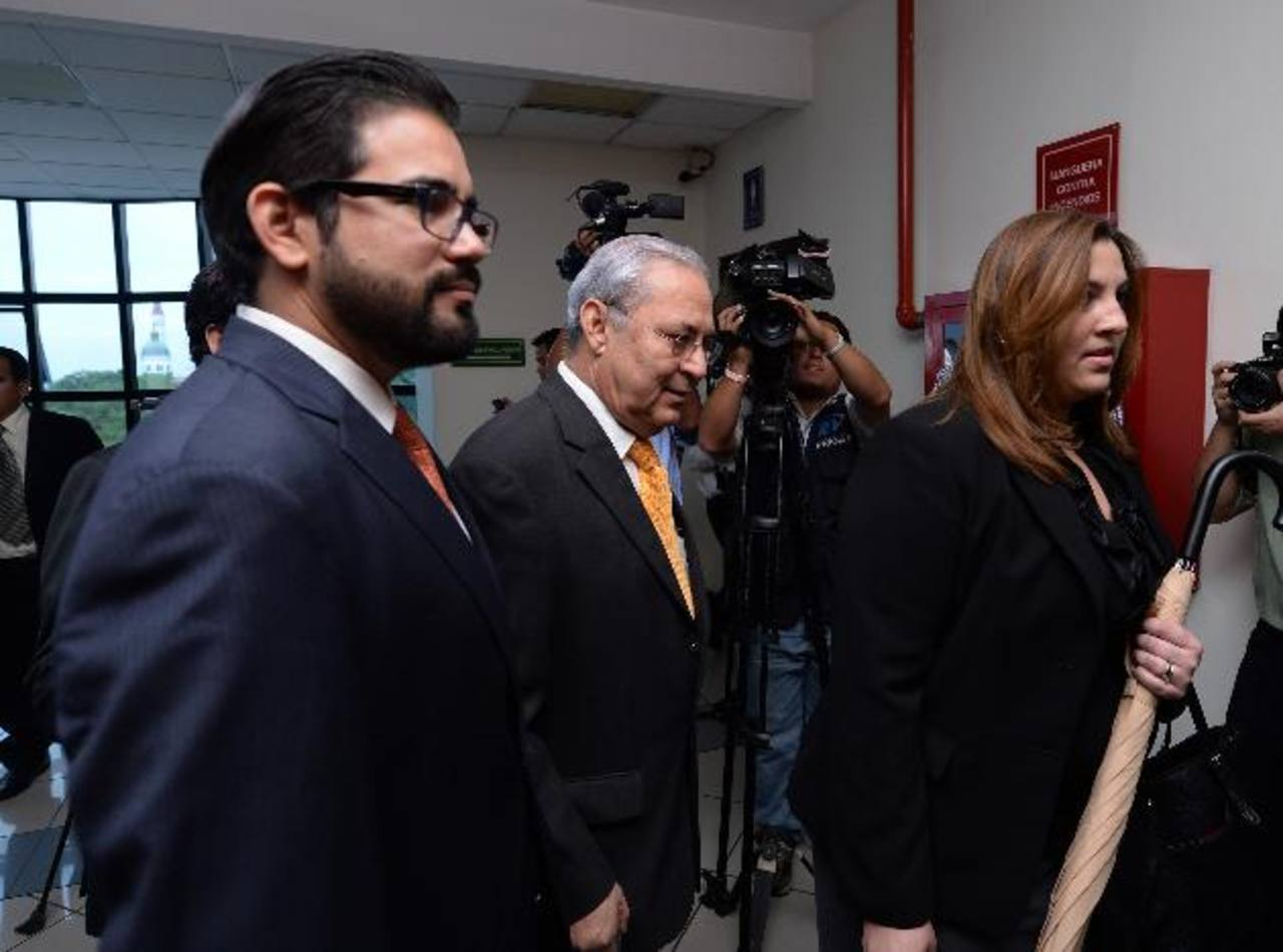 Libertad para el exministro Maza Brizuela