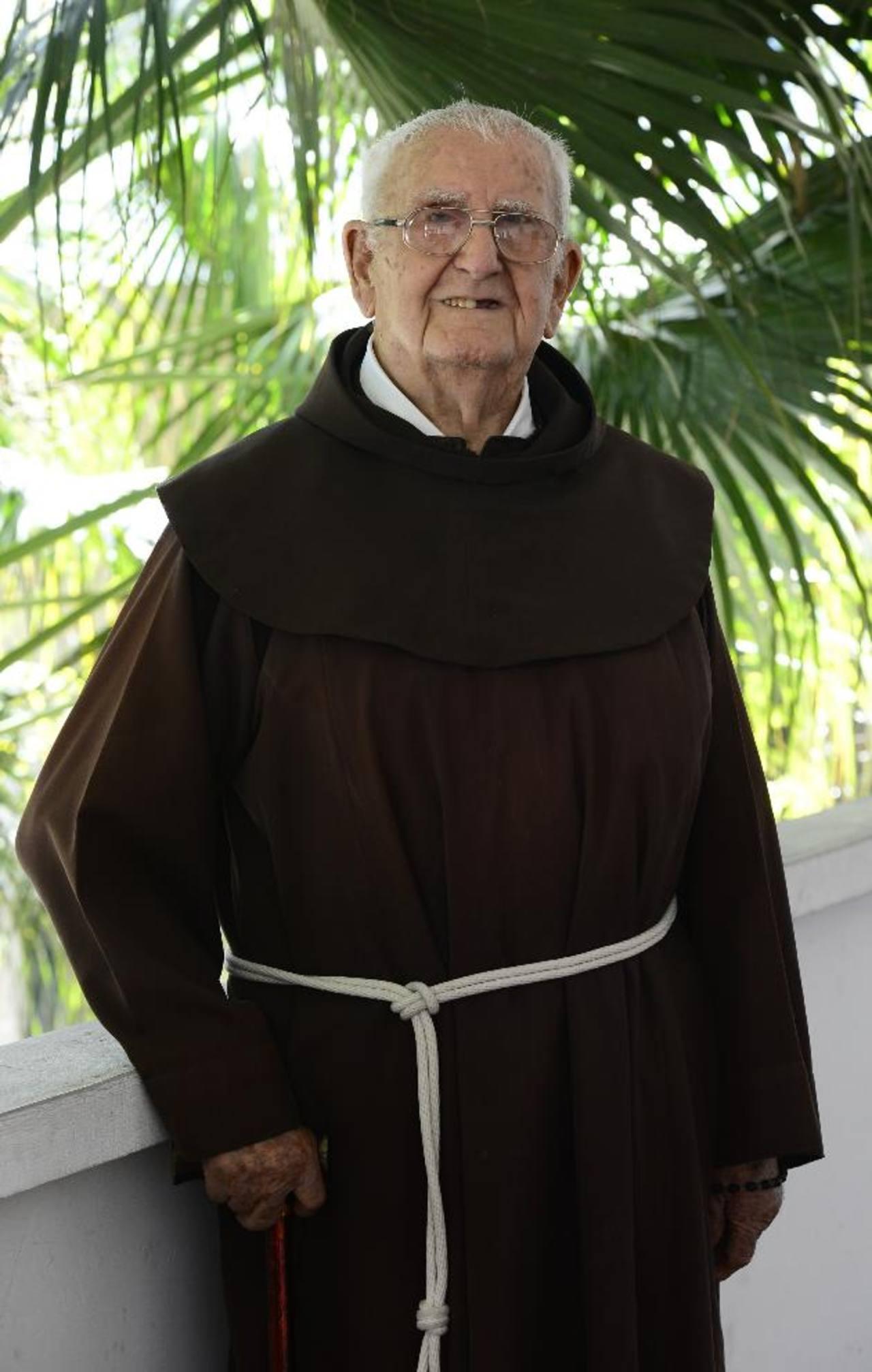 Por 28 años el fungió como Párroco de la Iglesia de San Marcos. Foto EDH / René Estrada