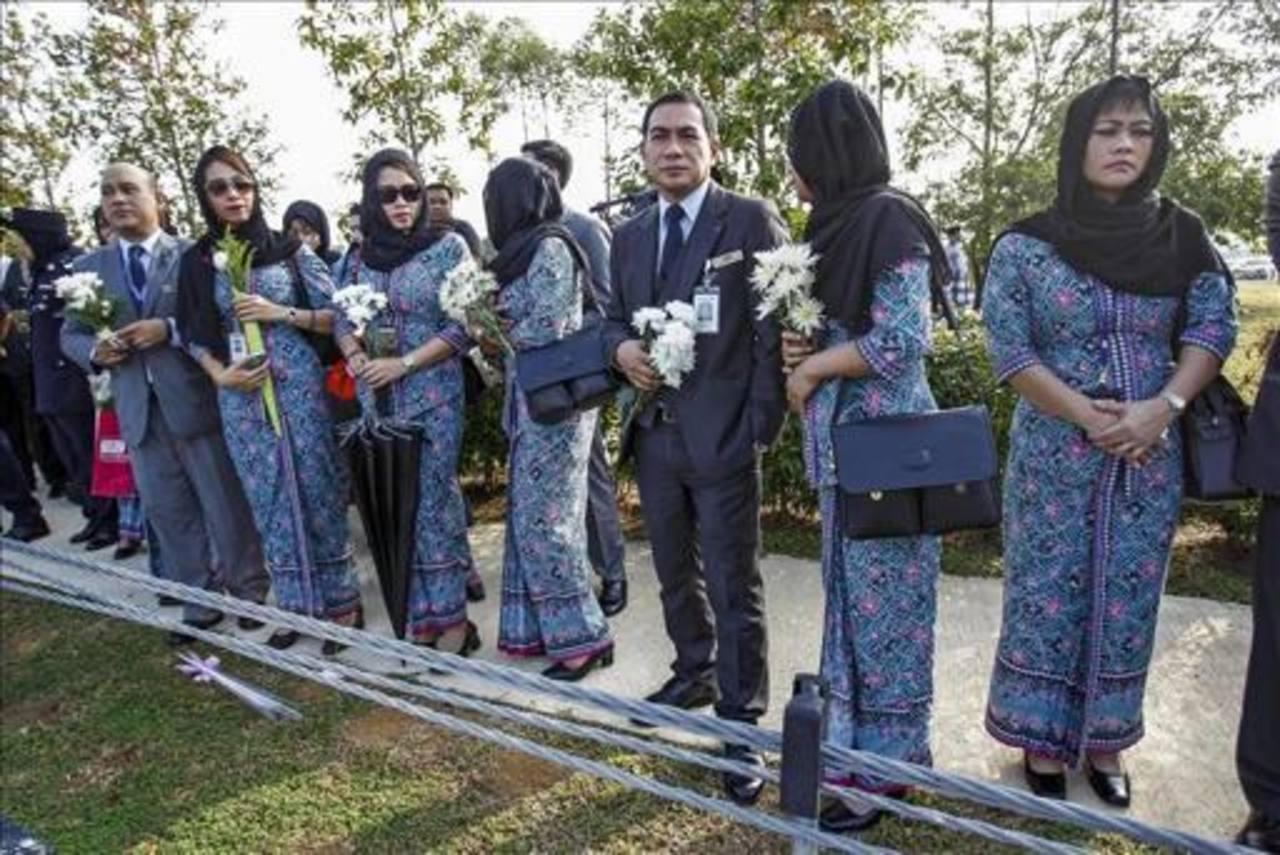 Identificadas 193 víctimas del accidente del vuelo MH17 de Malaysia Airlines