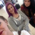 Tres mujeres se dan cuenta que compartían el mismo hombre