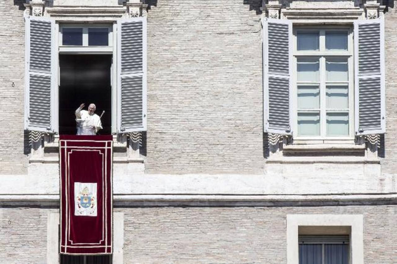 Papa dice que cristianos también son discriminados en países libres