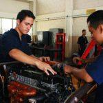 Estudiantes de parvularia, primaria, tercer ciclo y bachillerato participan en las actividades organizadas en el Colegio Don Bosco. Foto EDH /cortesía