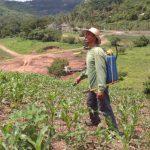 La empresa invierte, permanentemente, en desarrollo de productos agrícolas. foto edh / ARCHIVO.