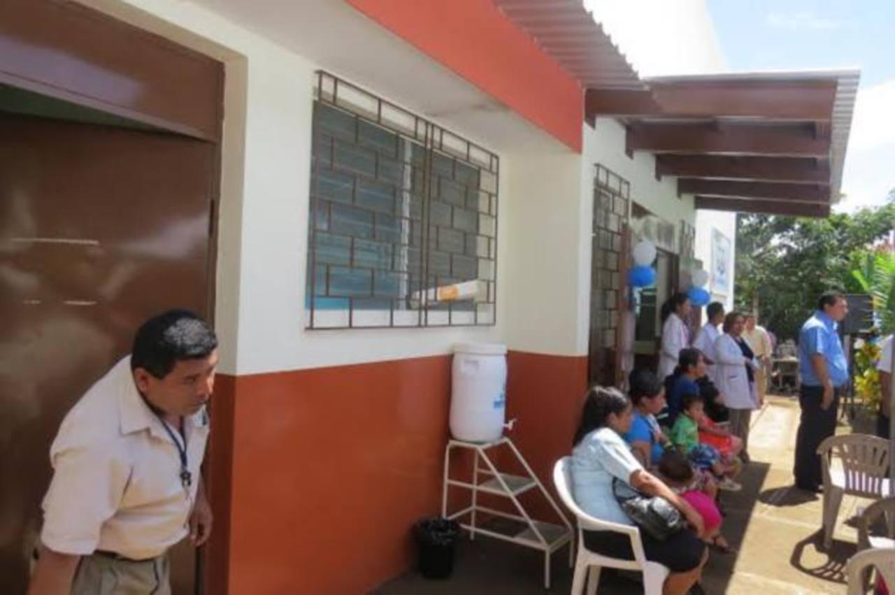 Los residentes de las cinco comunidades recibirán una mejora atención en salud. Foto edh / Roberto Zambrano