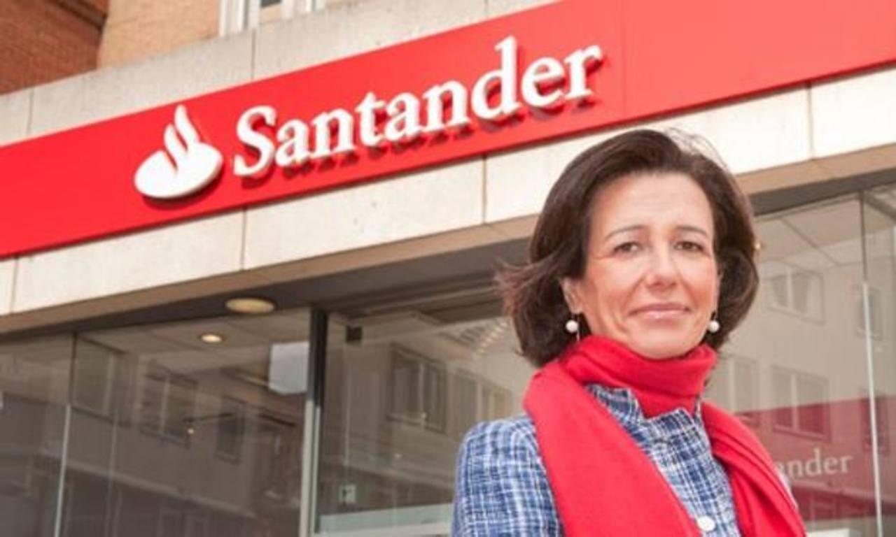 Ayer mismo, Botín fue incluida en la lista de las 50 personalidades más influyentes del sector financiero global. foto edh / Archivo