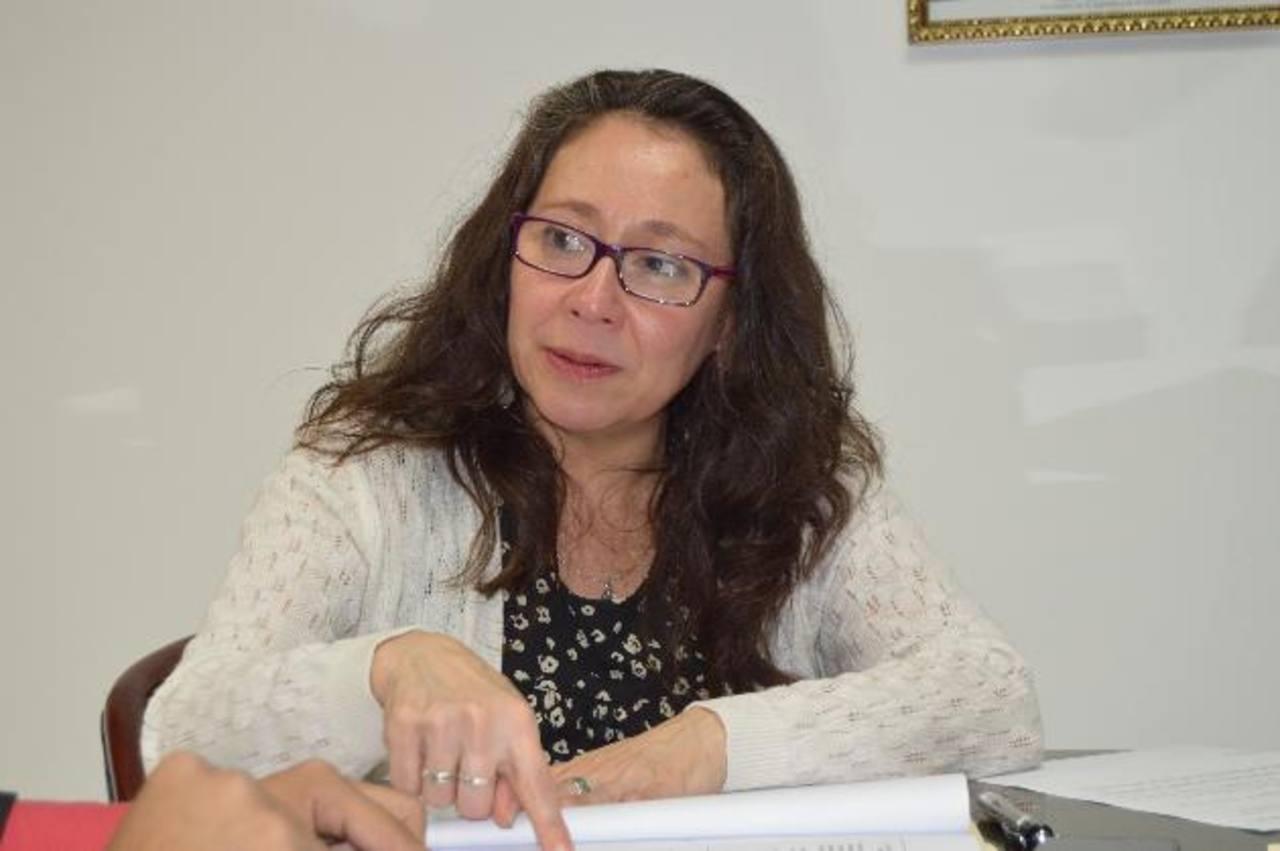 """Ana Lilian Vega, presidenta del BFA: """"Lo correcto sería la soberanía alimentaria"""""""