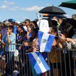 Salvadoreños en Washington inician con festival las celebraciones patrias