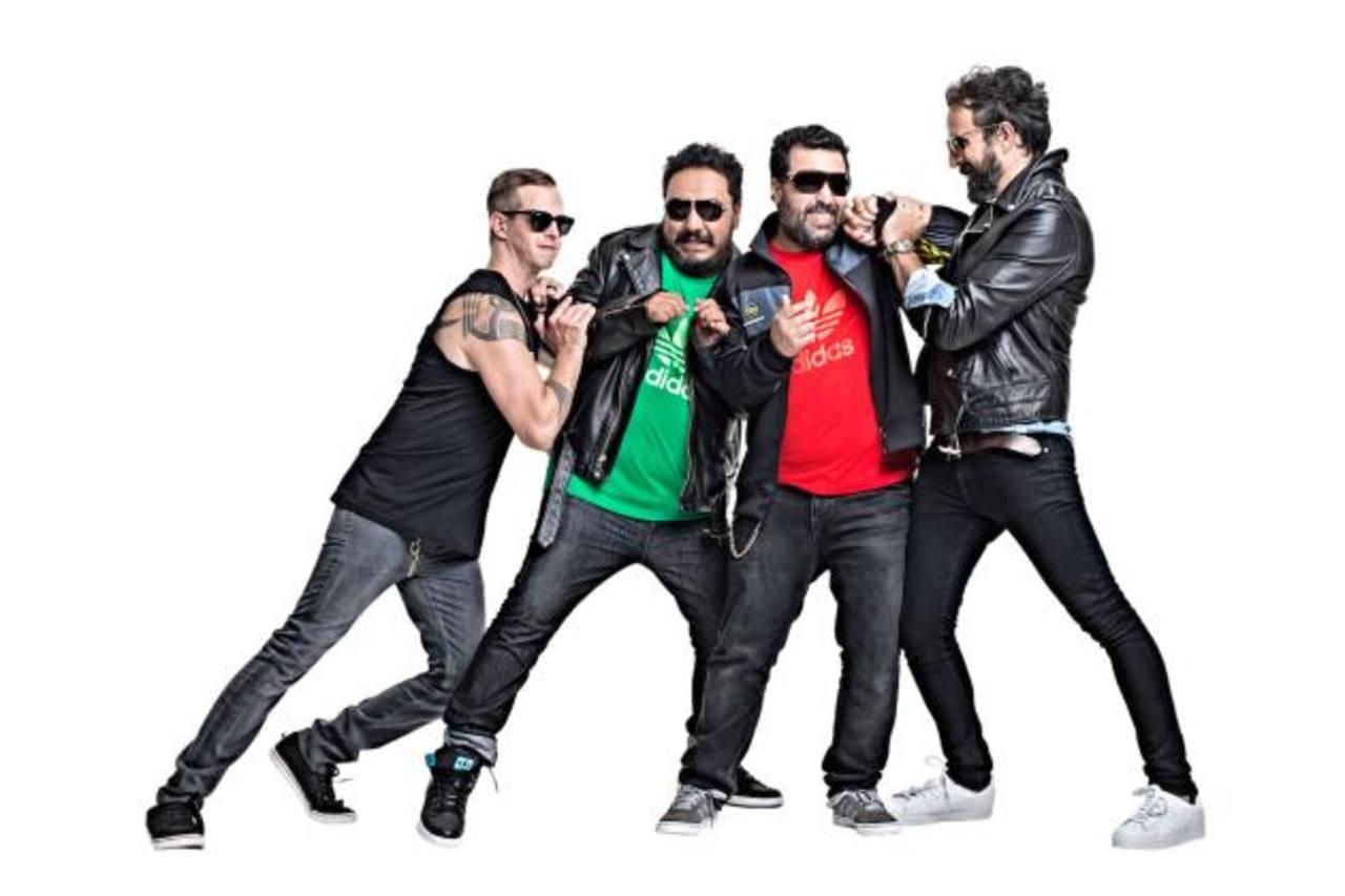"""Molotov se presentará esta noche en el Cifco, los seguidores de la banda mexicana tendrán la oportunidad de disfrutar sus hits y los nuevos éxitos de su disco """"Agua maldita""""."""