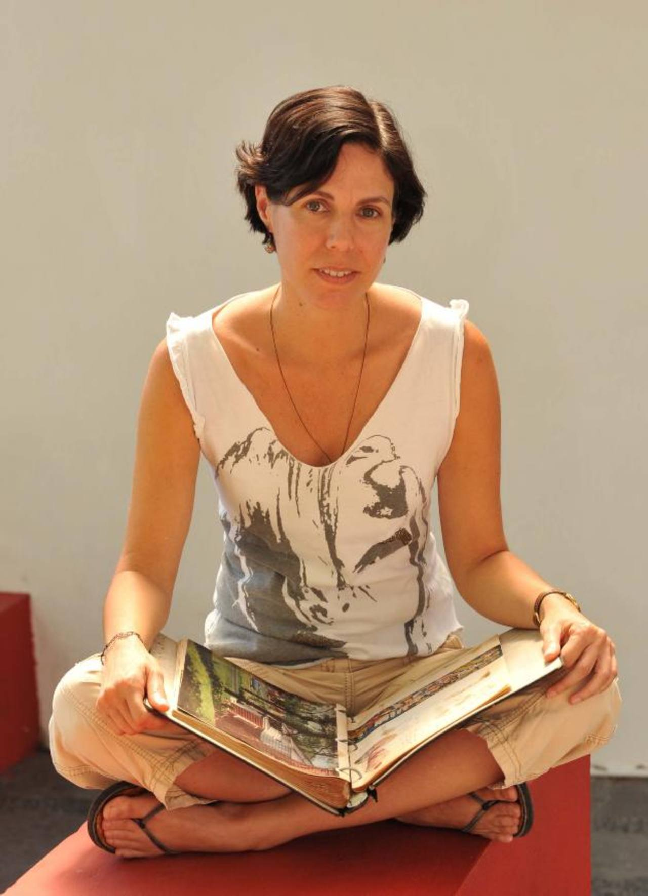 La obra de Carmen Elena Trigueros será la punta de lanza del colectivo Adapte.