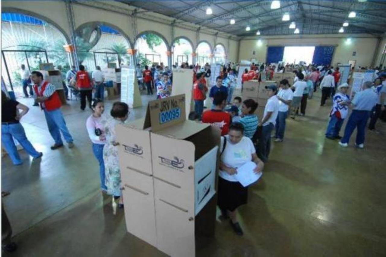 Asamblea aprueba $ 25.5 millones para elecciones del 2015