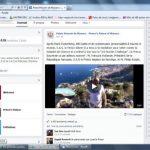 El vídeo en donde cumple el reto está colgado en la cuenta de Facebook del príncipe de Mónaco.