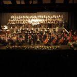 Este concierto de la OSES está dedicada a los aniversarios y el quehacer de Fundasal y Comédica, R.L. Foto EDH/Archivo