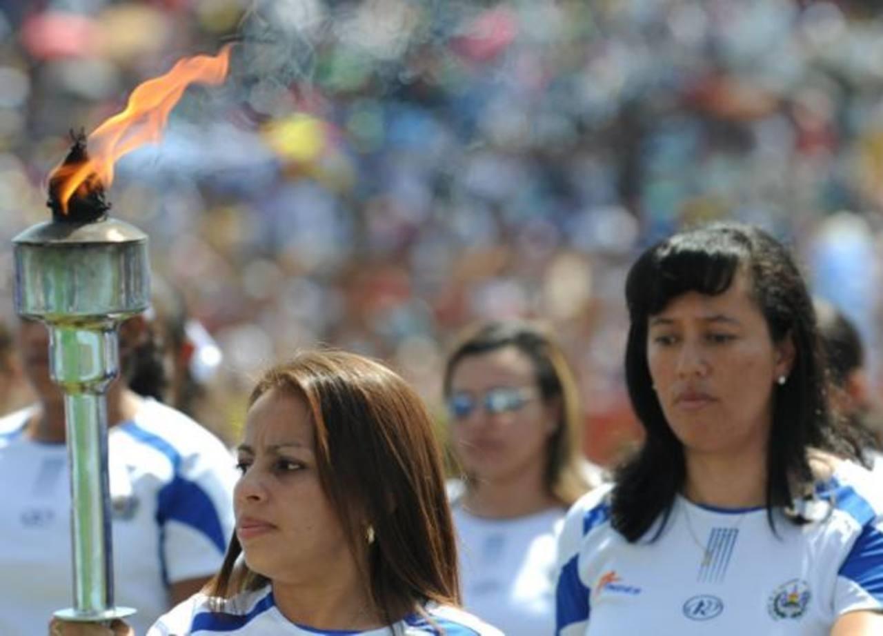 Mañana llega la Antorcha de la Paz a tierras salvadoreñas