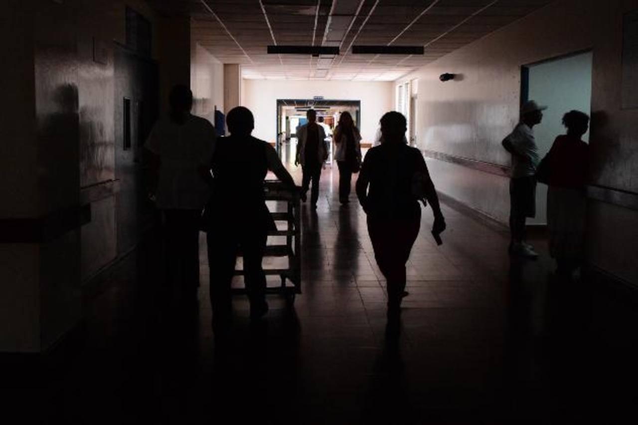Suspenden desde hoy cirugías en hospital Zacamil por trabajos de remodelación
