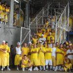 El penal de Izalco ha sido considerado como de mediana seguridad y ahí se encuentran mareros de la 18. Foto EDH / archivo.